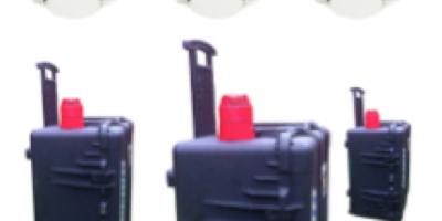 Mobiele Rook detector