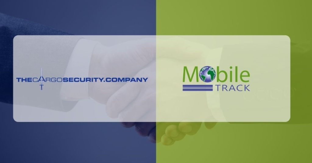 Mobile Track & The Cargo Security.Company